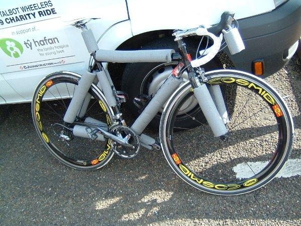 New regulations to stipulate frost protection for bikes
